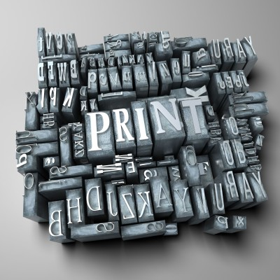 Print Marketing category
